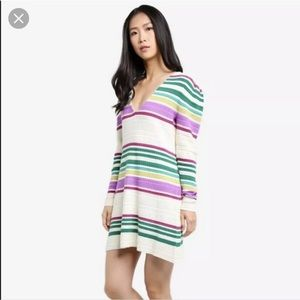 NWT Free People Gidget Knit Sweater Dress $148